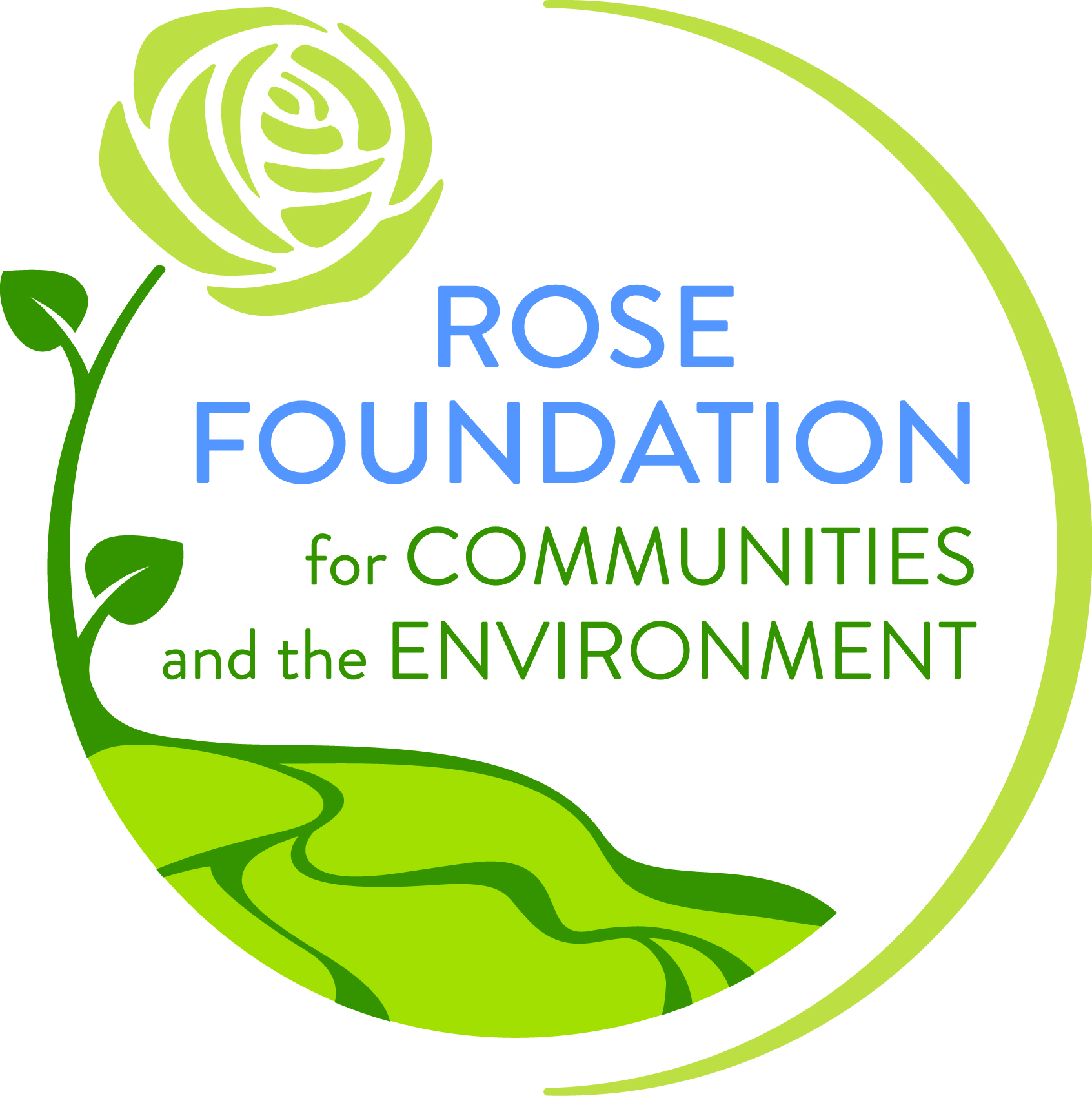 Logos Usage Rose Foundation