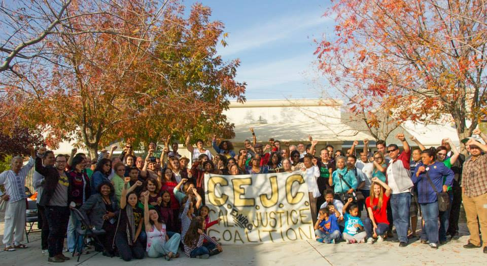 California Environmental Justice Coalition