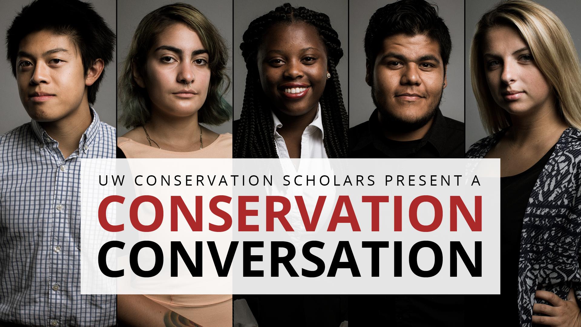 Conservation Conversation Film Poster