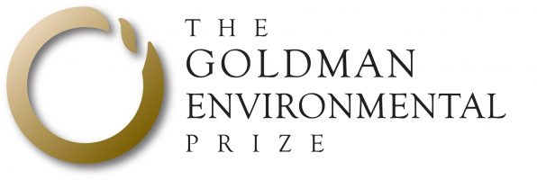 The Goldman Environmental Prize Logo