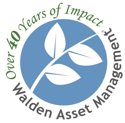 Walden Asset Management