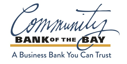 Community Bank of the Bay Logo