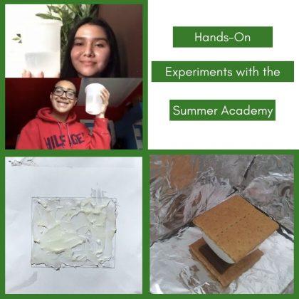 Summer Academy Experiments