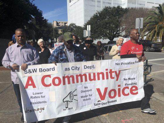 A Community Voice