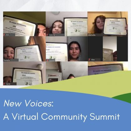 A Virtual Community Summit