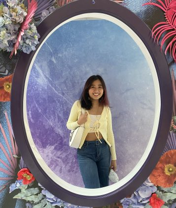 Andrea Pineda, Youth Co-Coordinator