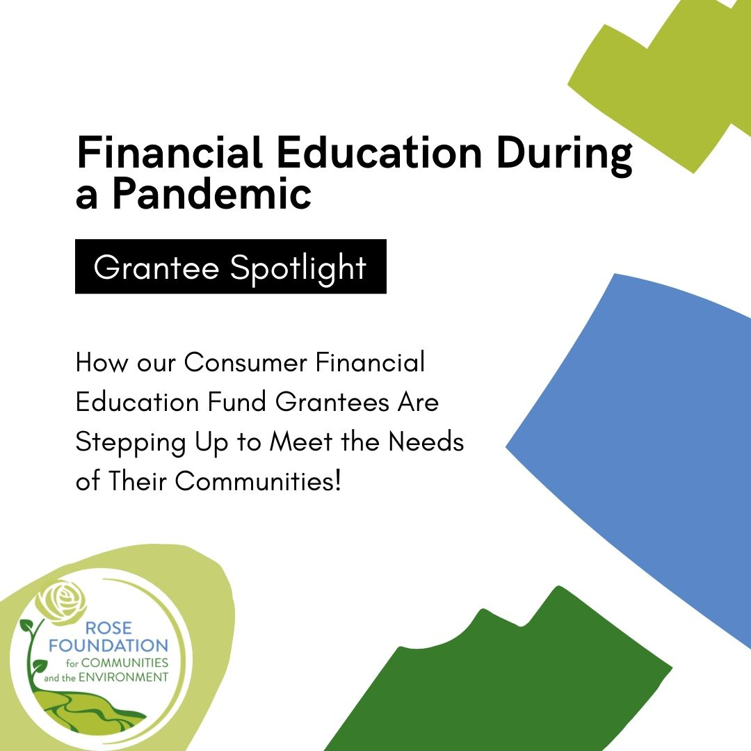 Financial Education During a Pandemic - Grantee Spotlight