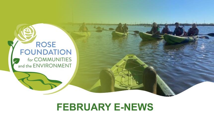 February 2021 E-News
