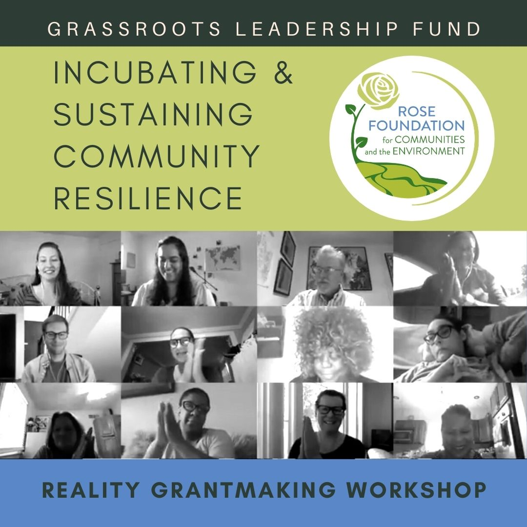 Incubating and Sustaining Community Resilience