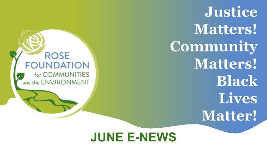 June 2020 E-News