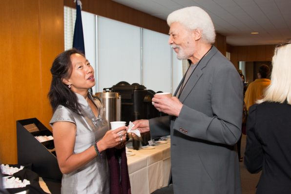 Ron Dellums and Margaretta Lin Plan Just Cities