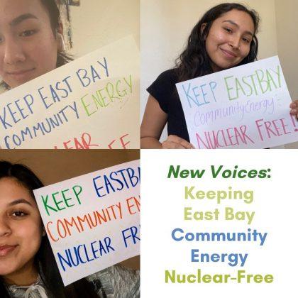 Keep East Bay Community Energy Nuclear-Free