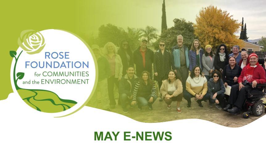 May 2020 E-News