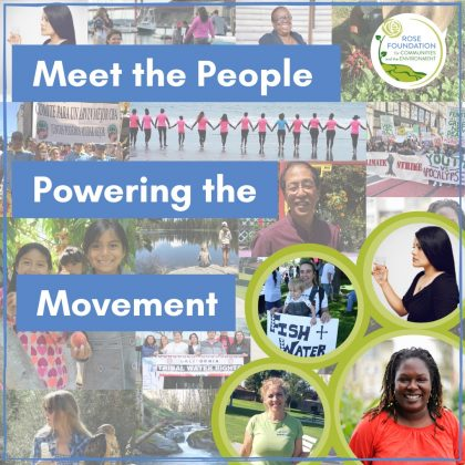 Meet the People Powering the Movement!