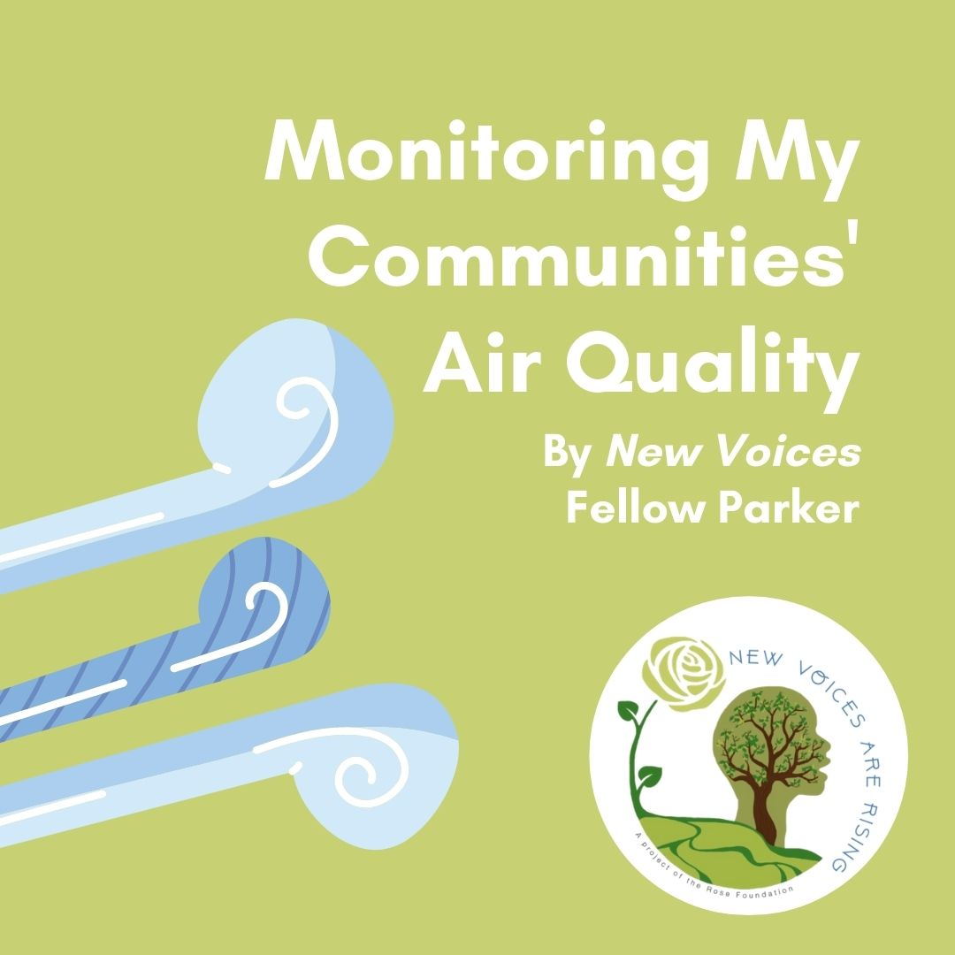 Monitoring My Communities' Air Quality