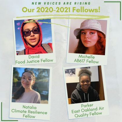 Our 2020-2021 New Voices Fellows