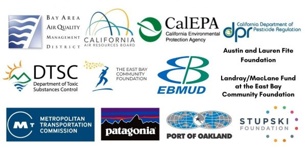 Thank you to our Agency and Foundation Supporters!
