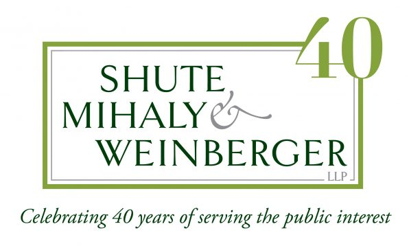 Shute, Mihaly & Weinberger LLP