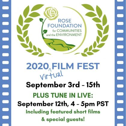 Join us at our 2020 Virtual Film Fest!